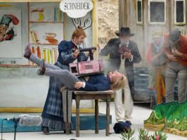 Bühnenbild, Bühnenbildkomplettausfertigung, Opernfestspiele St. Margarethen